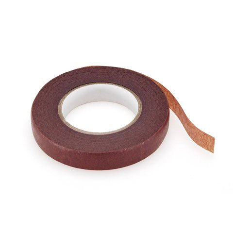 Brown Floral Tape Roll