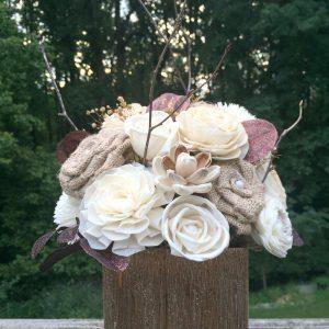 premium flower arrangement