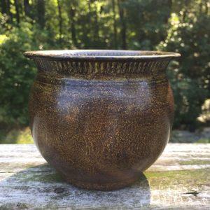 Metal Planter Pot