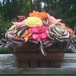 Fall Berry Basket