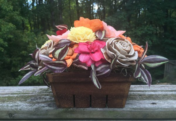 Fall Berry Basket