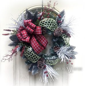 Woodland Wonderland Wreath