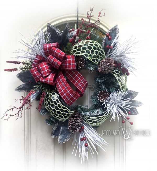 Woodland Wonderland Wreath