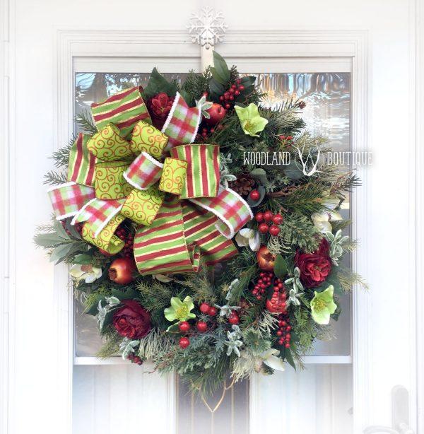 Fruitful Abundance Wreath