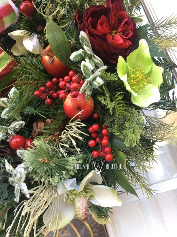 Fruitful Abundance Wreath