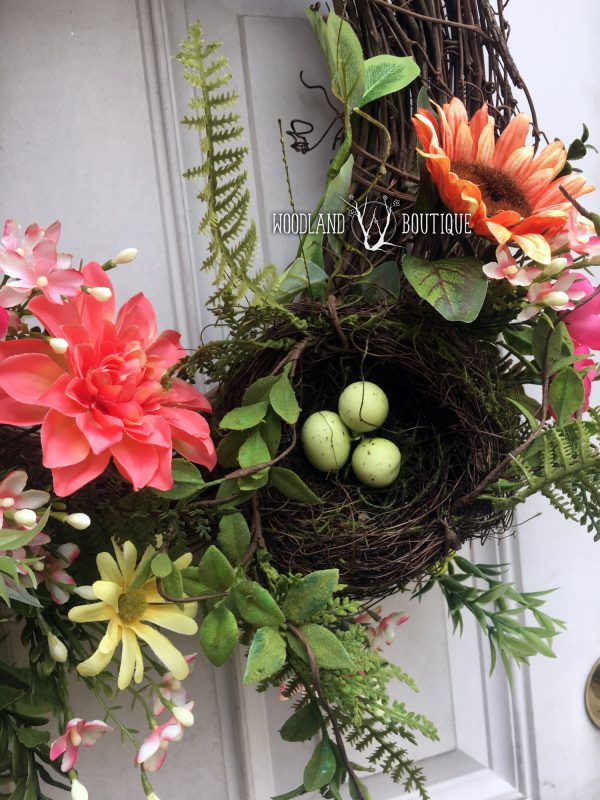Spring/Summer Wreath