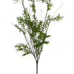 """Mixed Leaves & Twigs Spray - 38"""""""