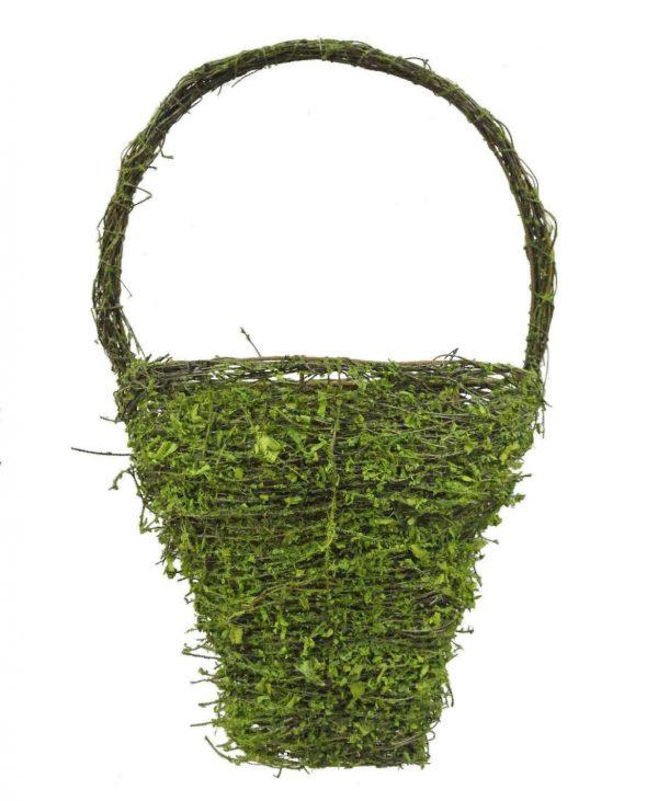 Moss Wall Basket