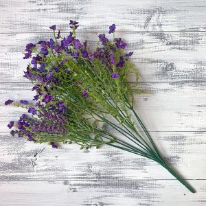 Baby's Breath Filler Bush (Purple) - 18""