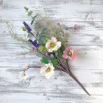 """Camellia Flower Pick - 20"""""""