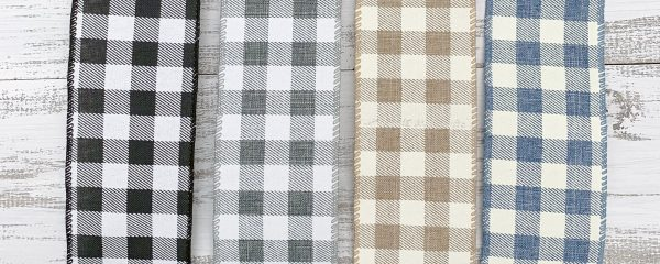Buffalo Plaid Options