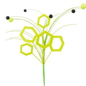 Honeycomb Wispy Ball Pick - 16""