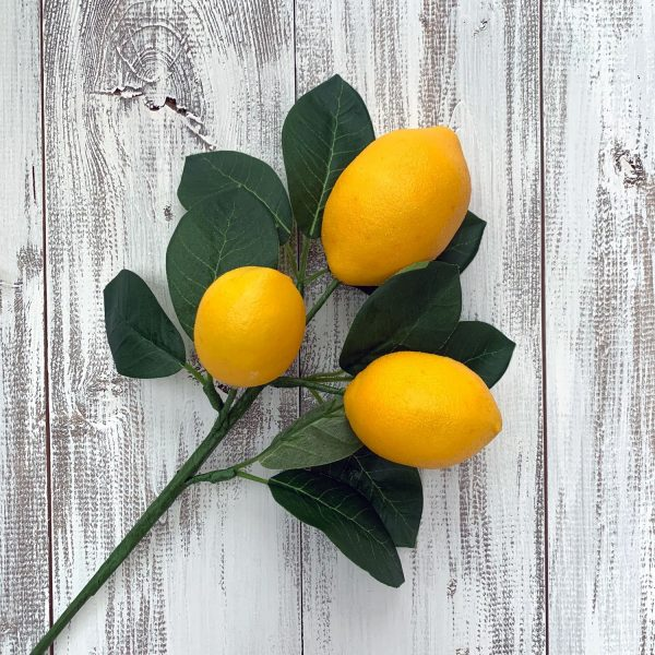 """Lemon Pick - 16"""""""
