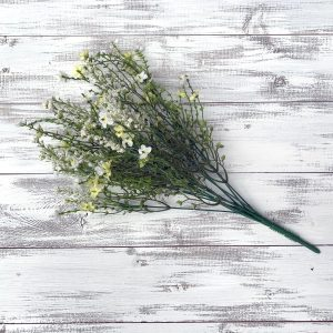 Baby's Breath Filler Bush, Cream - 18""